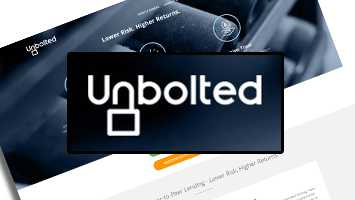 Unbolted P2P Logo